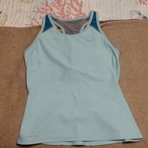 Nike Athletic bra top